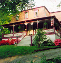 The Manor Inn Bed and Breakfast